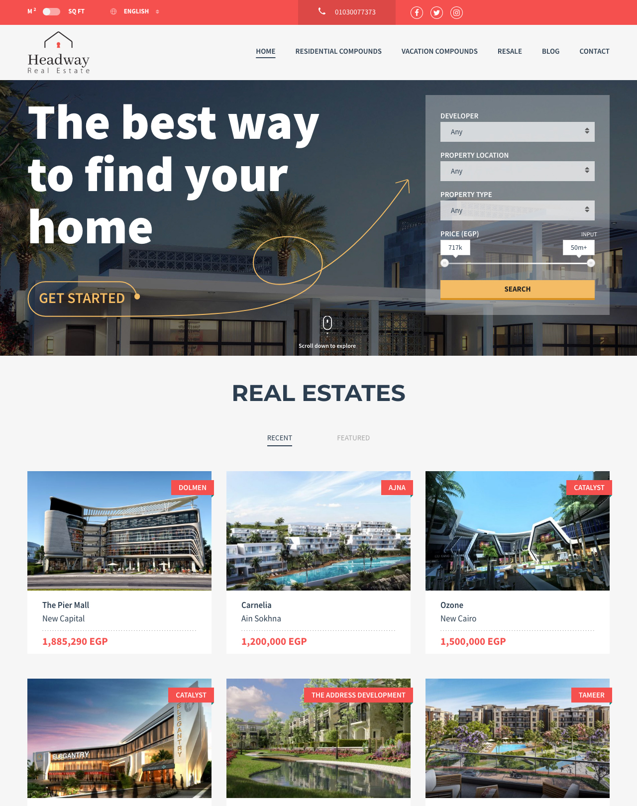 Headway Real Estate